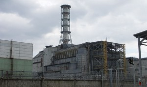 Černobylský sarkofág